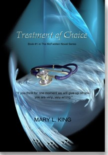 Book #1 in The McFadden Series by Mary L. King