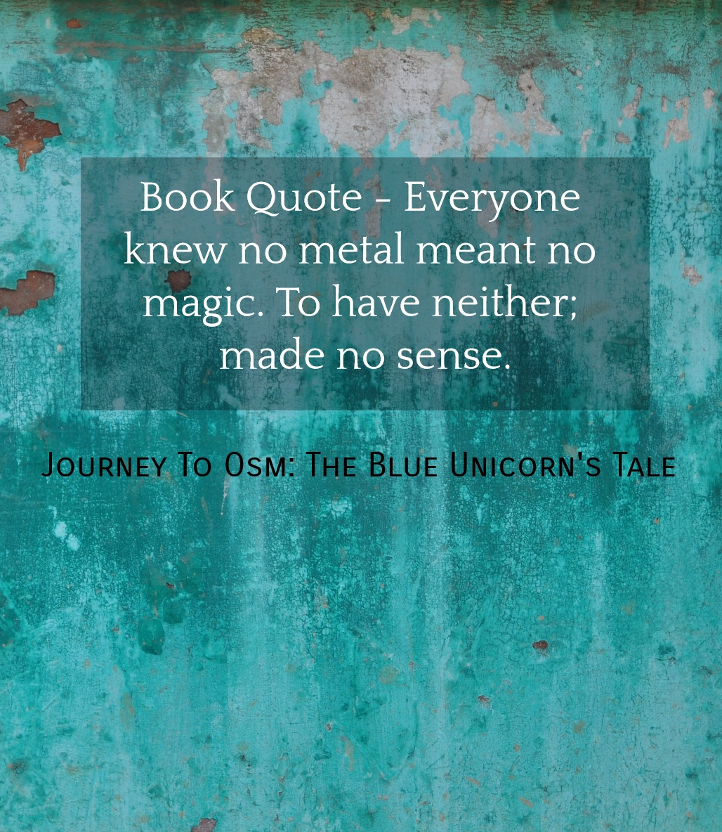 Book Quote - Everyone knew...