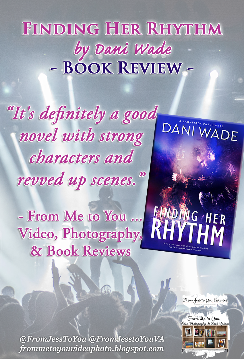 FINDING HER RHYTHM by Dani Wade - Book Review