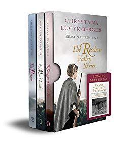 The Reschen Valley Series: Season 1 - 1920-1924 - Box Set (English Edition) eBook: Chrystyna Lucyk-Berger: Amazon.de: Kindle-Shop