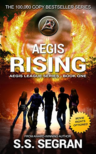 AEGIS RISING: Action Adventure Mystery Thriller Giveaway