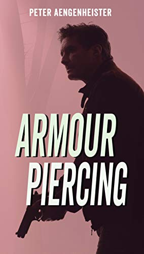 Armour Piercing Book Giveaway