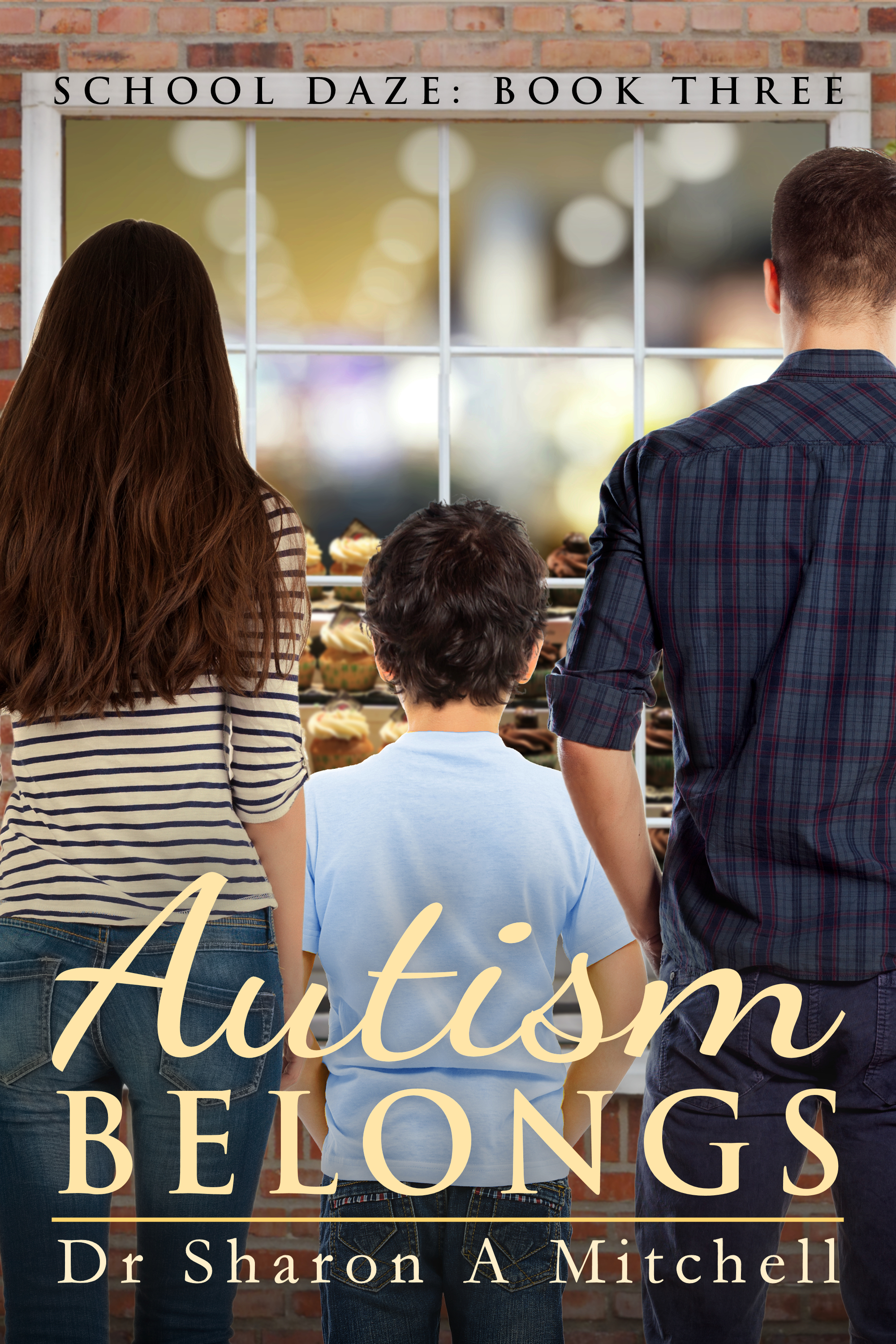 Sample chapters from novel Autism Belongs