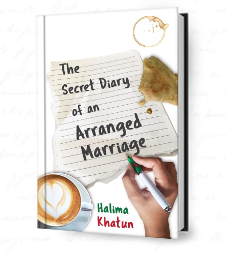 The Secret Diary of an Arranged Marriage book cover