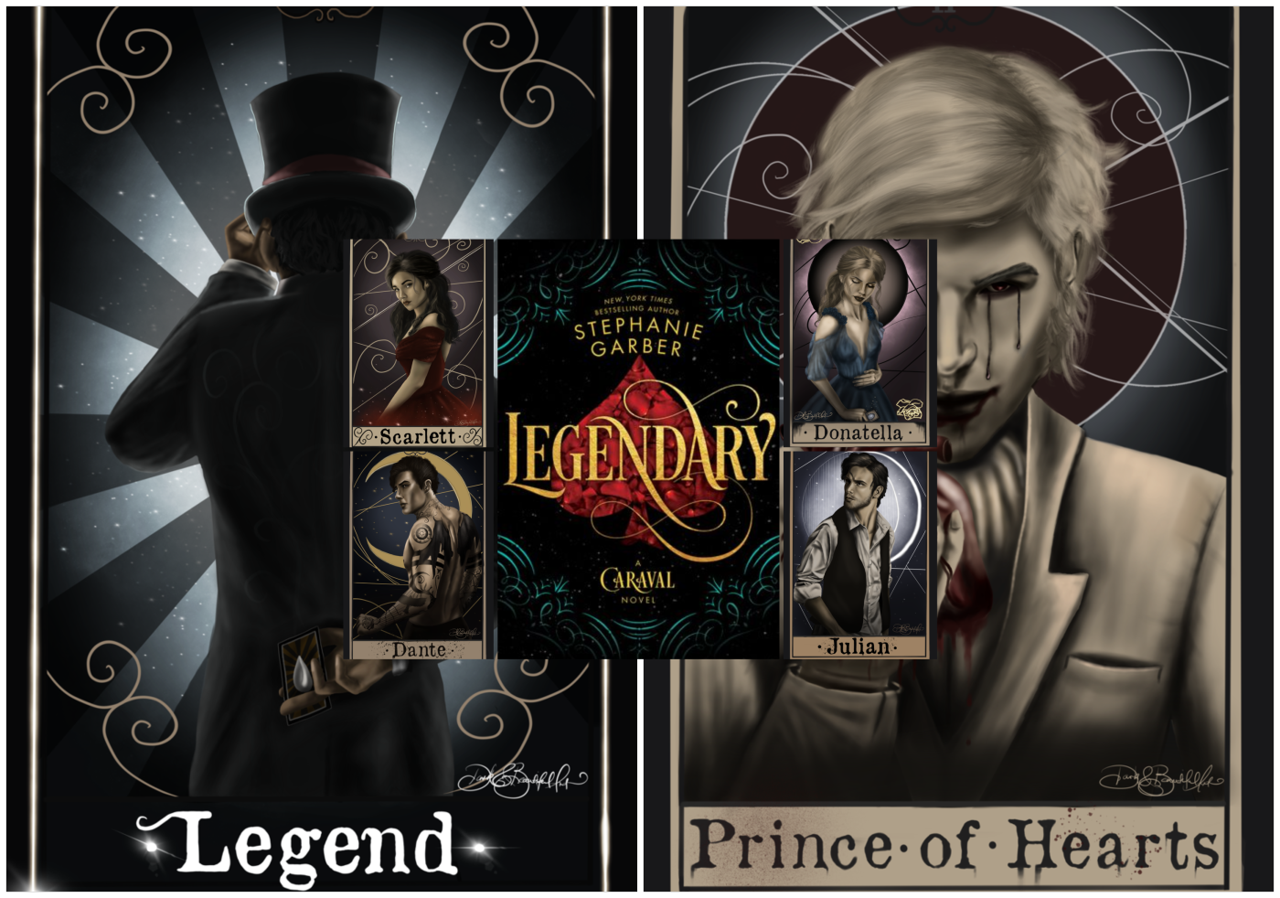Legendary by Stephanie Garber – Tale of a Bookworm