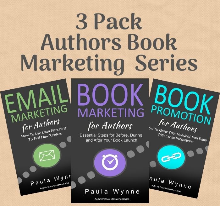 The Authors Book Marketing Series