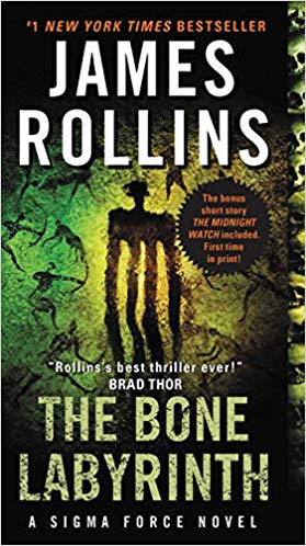 Books For Fans of James Rollins