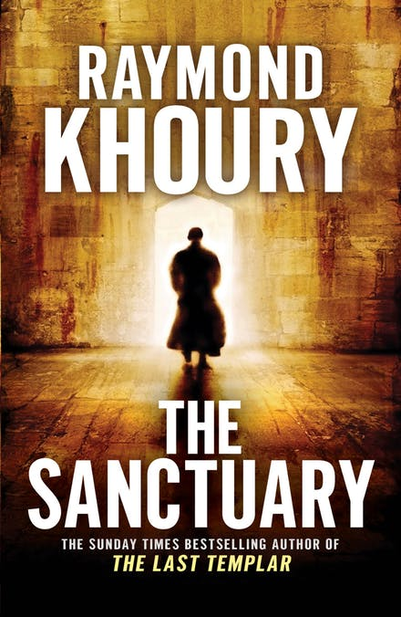Books For Fans of Raymond Khoury