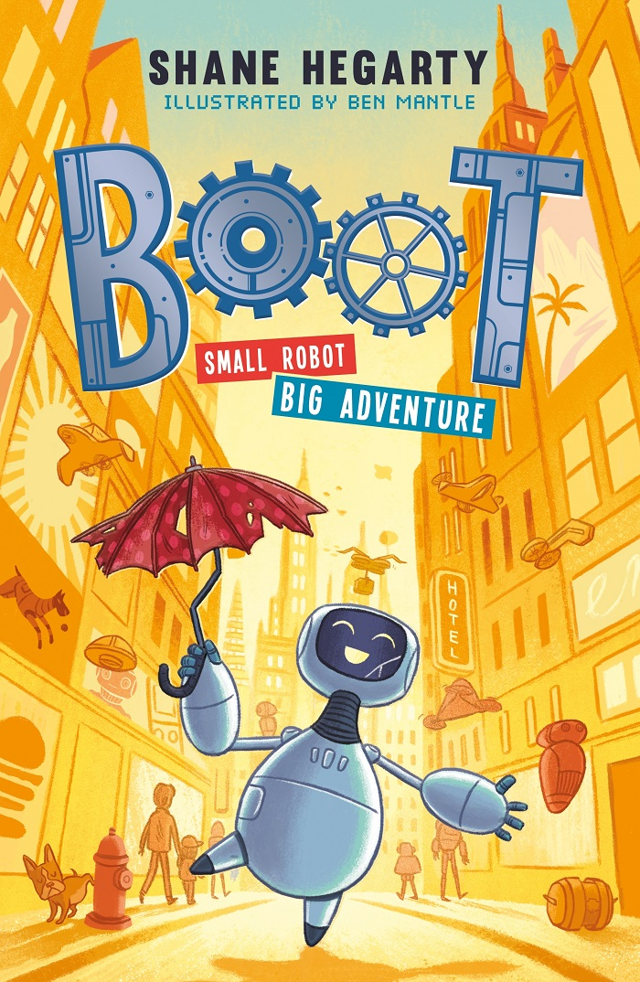Boot Children's Book Giveaway