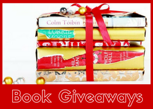 Subscribe To Hear About Book Giveaways in our newsletter every month.
