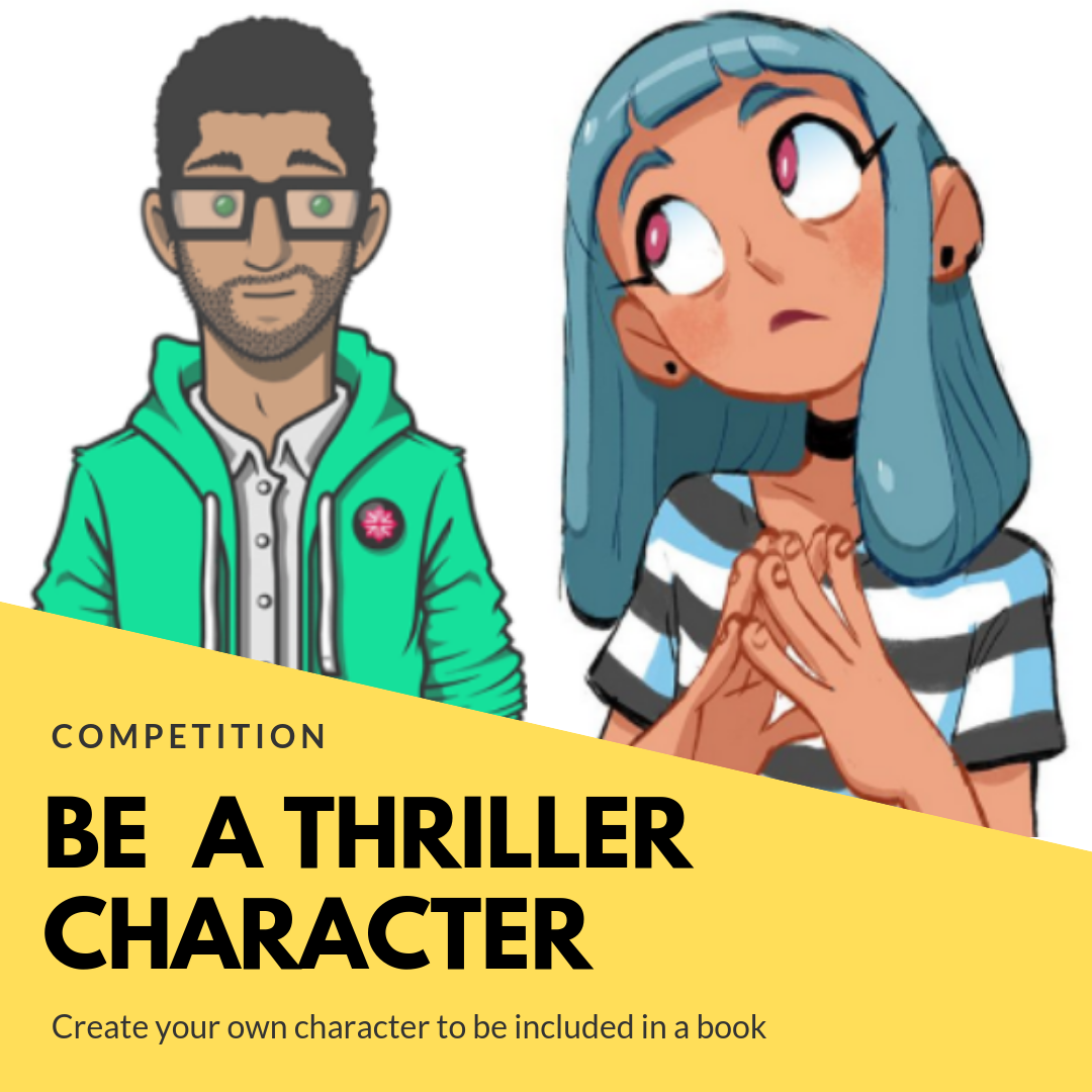 Create A Character Competition