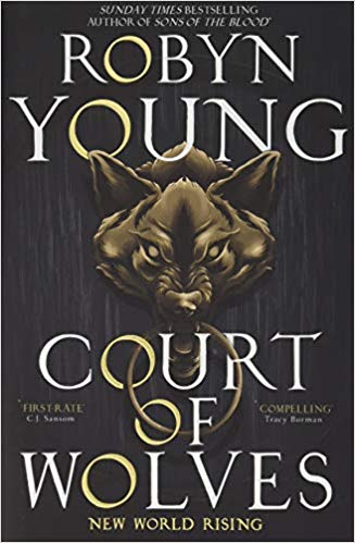 Court of Wolves Book Giveaway