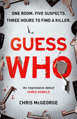 Guess Who by Chris McGeorge – Inked Book Reviews