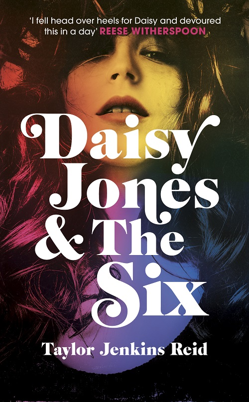Daisy Jones and the Six Signed Paperback Book Giveaway