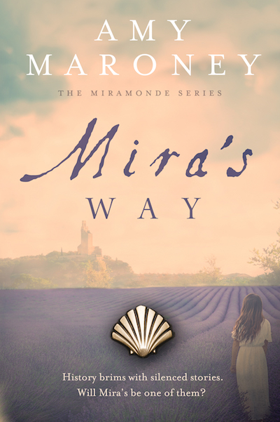 Mira's Way, Book 2 in The Miramonde Series