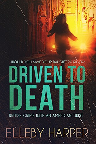 Driven to Death Mystery Crime Novel Giveaway