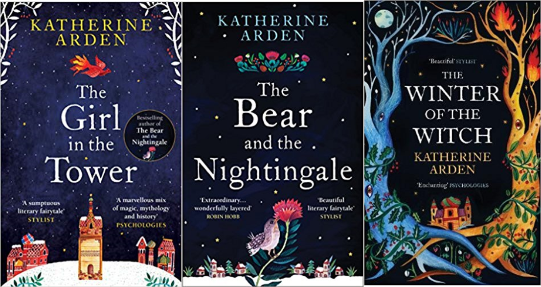 Win Katherine Arden's Winternight Trilogy