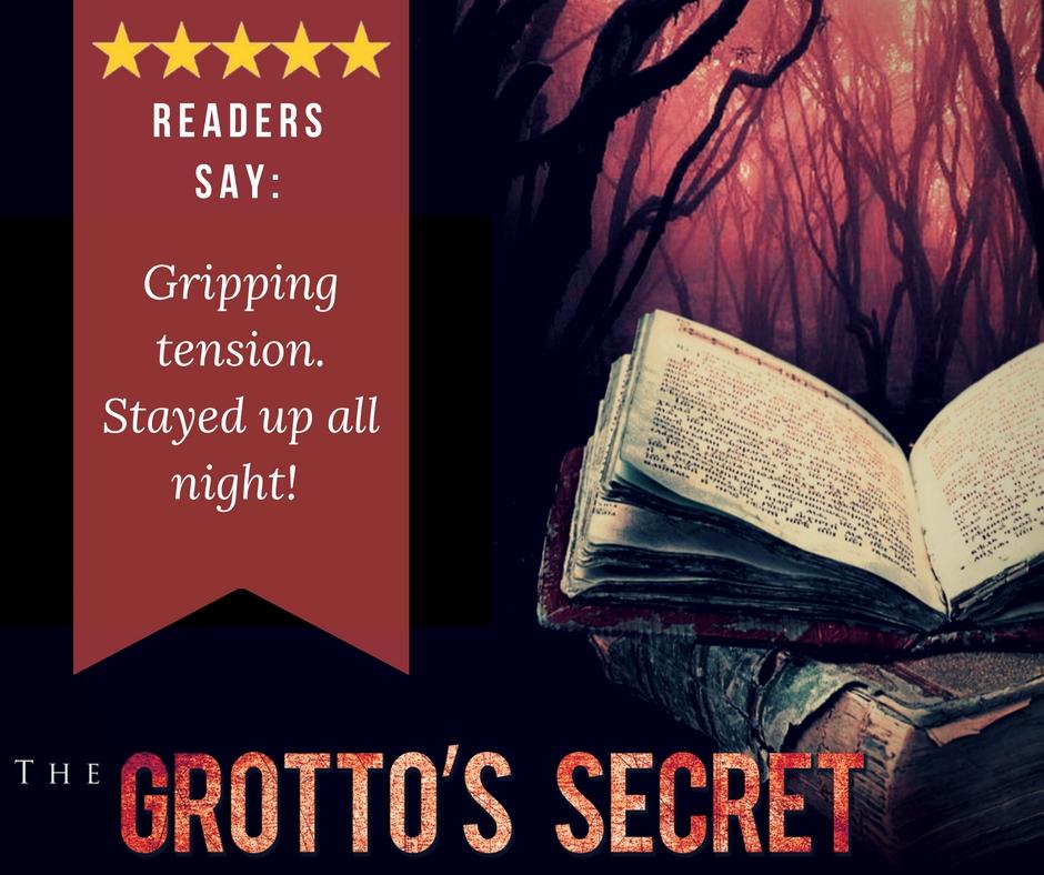 The Grotto's Secret - Gripping Suspense