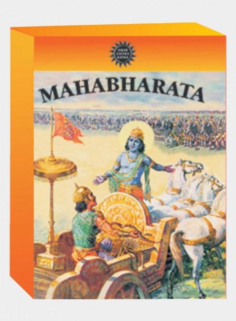 Mahabharata Book, Mahabharata Stories - Amar Chitra Katha