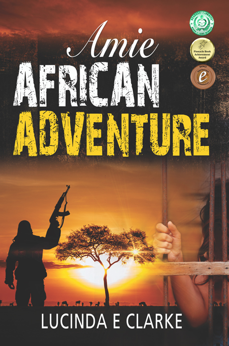 roller coaster adventure set in Africa