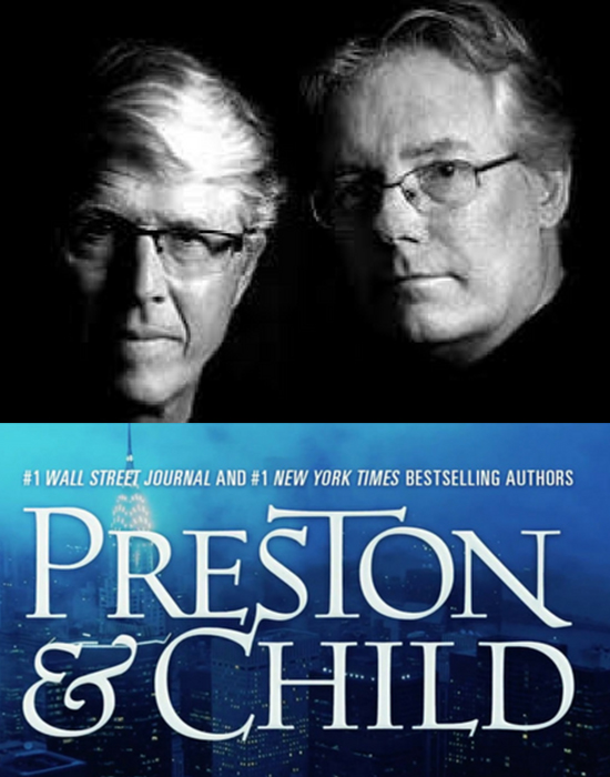 Books For Fans of Preston and Child