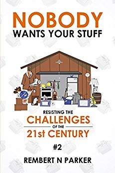 Nobody Wants Your Stuff Non Fiction Giveaway