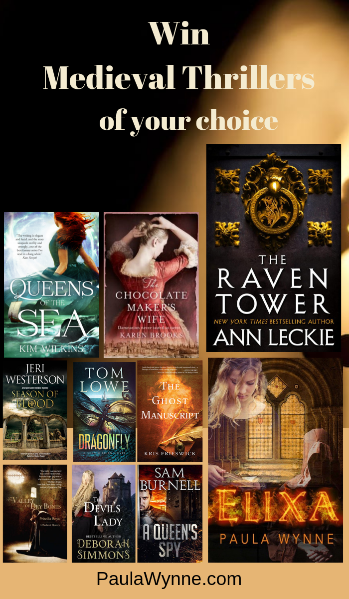 Win Historical Fiction Novels Of Your Choice