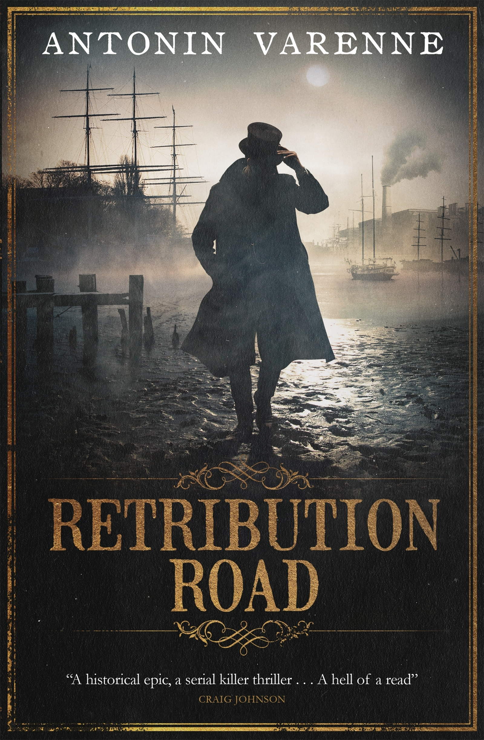 Retribution Road Book Giveaway