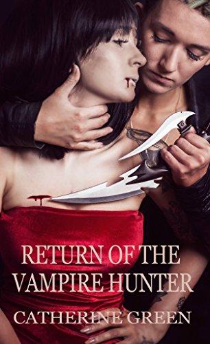Return of the Vampire Hunter Paranormal Novel Giveaway