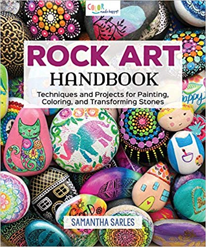Win this Rock Art Handbook in Book Luver's Christmas Reading Hamper