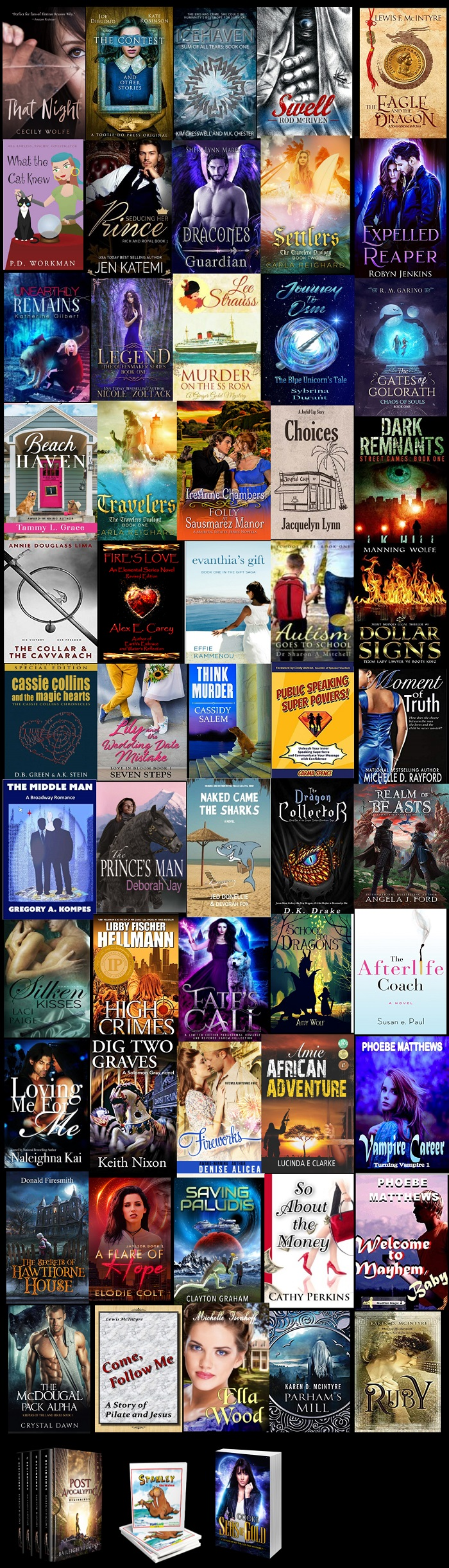 Win A Summer Book Bundle