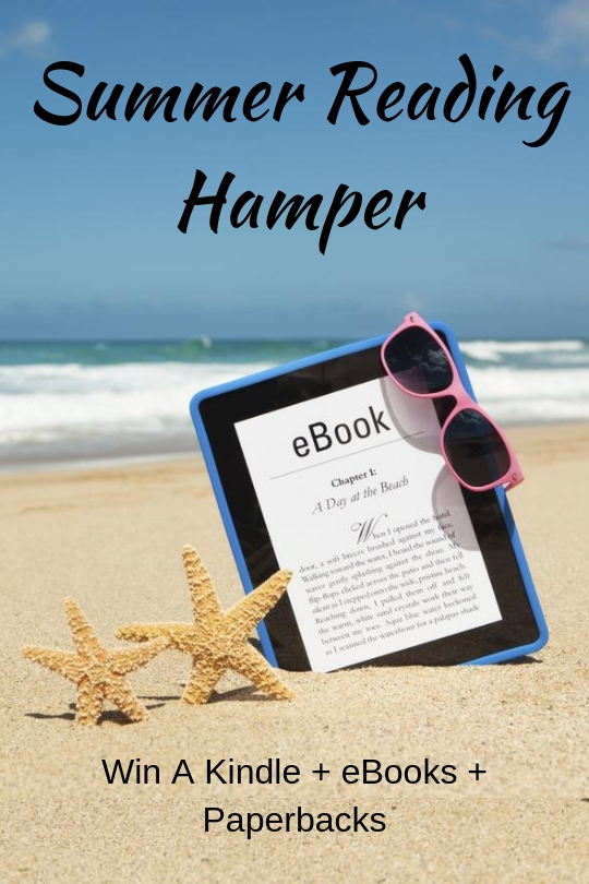 Win A Summer Reading Hamper