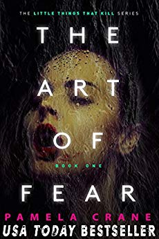 The Art of Fear Thriller Novel Giveaway