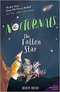 The Fallen Star Book Giveaway
