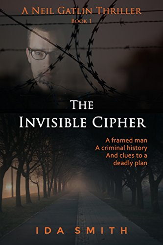 The Invisible Cipher Thriller Suspense Crime Giveaway