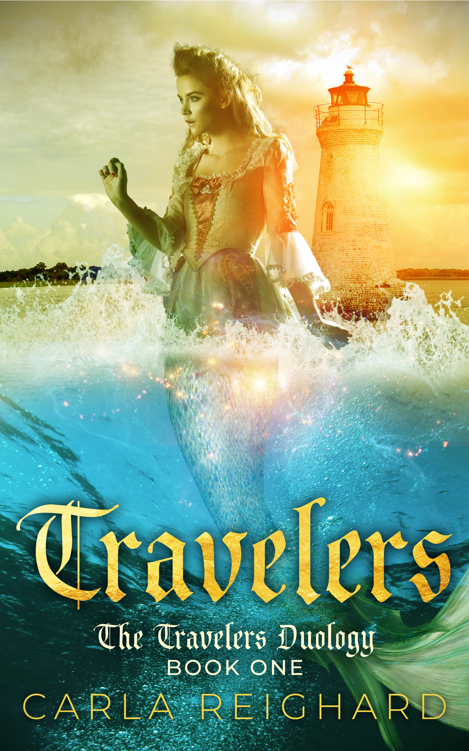For fans of time travel and mermaids.