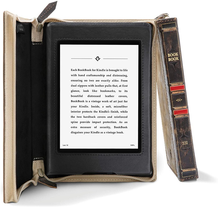Twelve South BookBook for Kindle Paperwhite