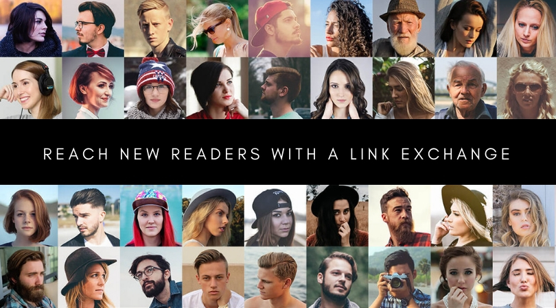 reach new readers with a link exchange