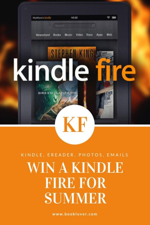 Win a Kindle Fire for Summer