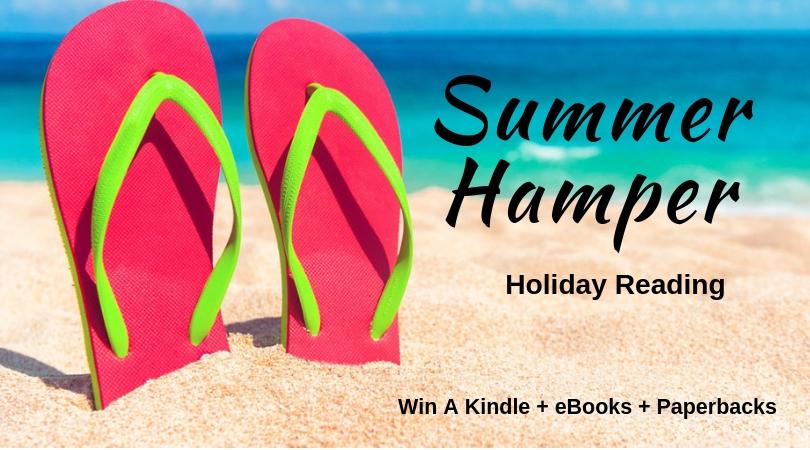 Summer Reading Hamper Promotion
